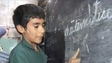 Photo of بالفيديو: طفل بعمر 12 عاماً يؤسس مدرسته الخاصة