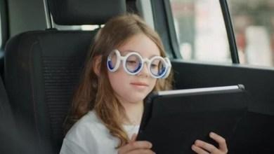 Photo of نظارة تعالج غثيان الأطفال في السفر