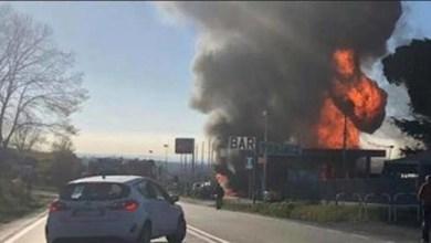 Photo of إيطاليا: مقتل إثنين وإصابة العشرات بعد انفجار محطة وقود
