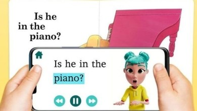 Photo of تطبيق يُحول النصوص في قصص الأطفال إلى لغة الإشارة