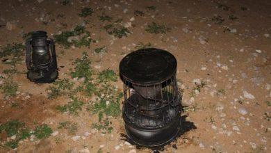 Photo of بالصور: وفاة طفلين وإصابة امرأة إثر اندلاع حريق في خيمة برفحاء