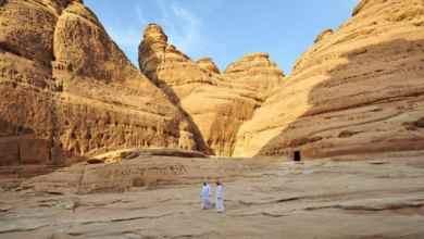 """Photo of تقرير بريطاني: ولي العهد السعودي يعيد اكتشاف """"الفردوس المفقود"""".. أعجوبة بصحراء المملكة"""