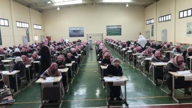 Photo of بالصور: انطلاق الاختبارات النصفية بمختلف المدارس المتوسطة والثانوية بالمملكة