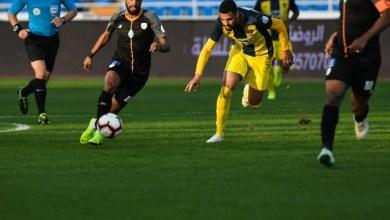 Photo of دوري الامير محمد بن سلمان : الشباب يكسب الحزم بثلاثية لهدف