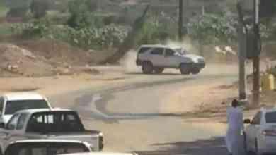 Photo of المرور يضبط طالباً مارس التفحيط أمام مدرسته بالعارضة
