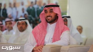 Photo of رئيس الهيئة العامة للرياضة يدعم الأخضر