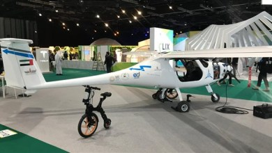 "Photo of ""ألفا إلكترو"" أول طائرة كهربائية تستخدم للتدريب في الإمارات قريباً"