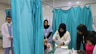 Photo of طبيبات متطوعات من الإمارات يعالجن مرضى سوريين بالأردن