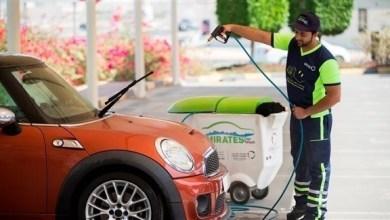 """Photo of """"مواصلات الإمارات"""": الغسيل الجاف للمركبات وفر 50 مليون لتر من المياه في 2018"""
