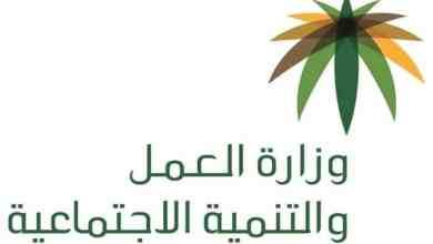 Photo of العمل تعلن بدء استرداد رسوم الوافدين بالقطاع الخيري