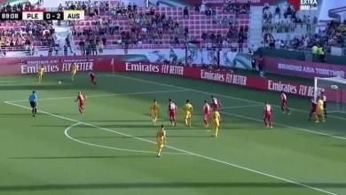 Photo of أستراليا تهزم فلسطين بثلاثية نظيفة في كأس آسيا