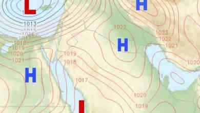 Photo of كراني يتوقّع انخفاضاً في درجات الحرارة بهذه المناطق