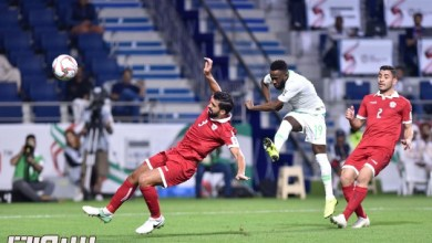 Photo of كأس آسيا 2019 : الأخضر يكسب لبنان بثنائية نظيفة ويحسم التأهل إلى الدور الثاني