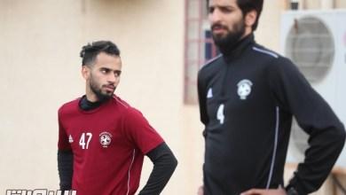 Photo of الفيصلي يعاود تدريباته في مقر النادي بمدينة حرمة
