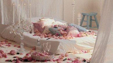 Photo of صور روووووووعه لجعل غرفة النوم رومانسيه , غرفة نوم رومانسيه