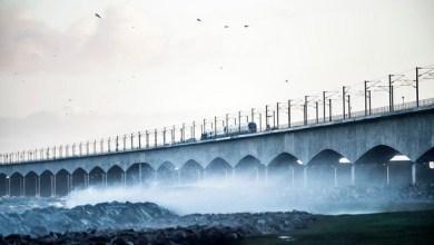 Photo of الدنمارك: مصرع 6 أشخاص في حادث قطار بسبب الطقس