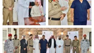 Photo of مدير السجون بالمنطقة الشرقية يدشن برنامج مكافحة التدخين بسجن