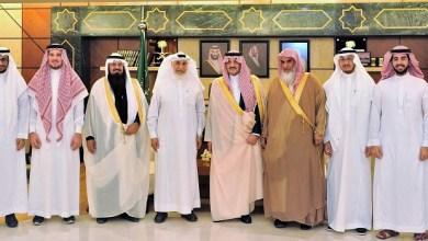 Photo of أمير الشرقية يستقبل مكرمي مجلس أمناء المنجزين العرب