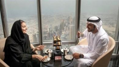 Photo of افتتاح أعلى ردهة مطاعم بالعالم في دبي