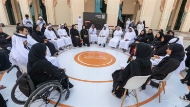 Photo of حلقة شبابية تناقش تحديات الابتكار في الشارقة