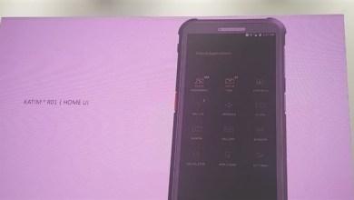 "Photo of ""KATIM R1"" هاتف إماراتي الصنع بمميزات أمنية عالية"