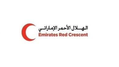"""Photo of """"الهلال الأحمر الإماراتي"""" يواصل تسيير القوافل الإغاثية لمحافظة شبوة"""