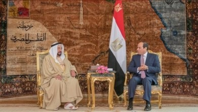 Photo of السيسي يستقبل حاكم الشارقة في القاهرة