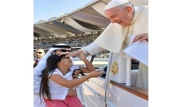 Photo of في طائرة العودة البابا فرنسيس: أذهلتني الإمارات بما رأيت فيها