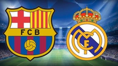 Photo of ثلاث مواجهات بين برشلونة وريال مدريد خلال الأسابيع الثلاثة المقبلة