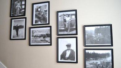 Photo of نصائح لعرض صورك في غرفة المعيشة