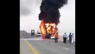 Photo of تفاصيل حادث مروري مروع على جسر الملك فهد ،، والكشف عن عدد الضحايا