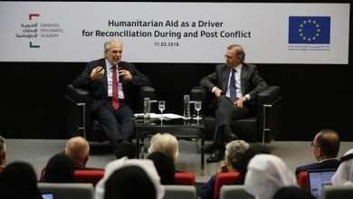 Photo of مسؤول أوروبي: الحل السياسي سينهي المعاناة في سوريا واليمن