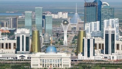 "Photo of رسمياً.. ""نور سلطان"" عاصمة كازاخستان"