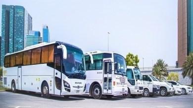 """Photo of انخفاض الحوادث المرورية لحافلات """"مواصلات الإمارات"""" إلى 26%"""