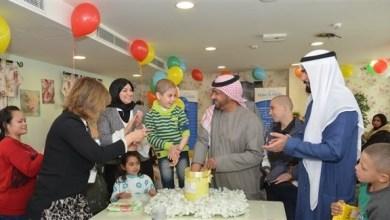 Photo of بدعم إماراتي … تحقق أمنية 20 طفلاً بمركز الحسين للسرطان في عمان