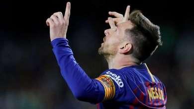 """Photo of هدف ميسي """"المارادوني"""" يفوز بجائزة الأفضل في تاريخ برشلونة (فيديو)"""