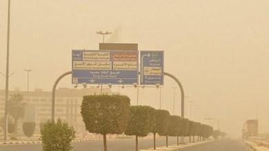"""Photo of """"الأرصاد"""" تنبه من رياح مثيرة للأتربة والغبار على منطقة نجران"""