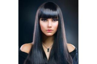 صوة الشعر الأسود