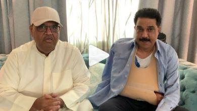 Photo of صحة عبد الله الرويشد بعد سقوطه على المسرح
