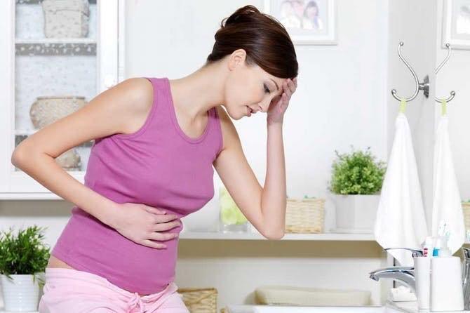اعراض الحمل في الاسبوع الاول بعد الدوره