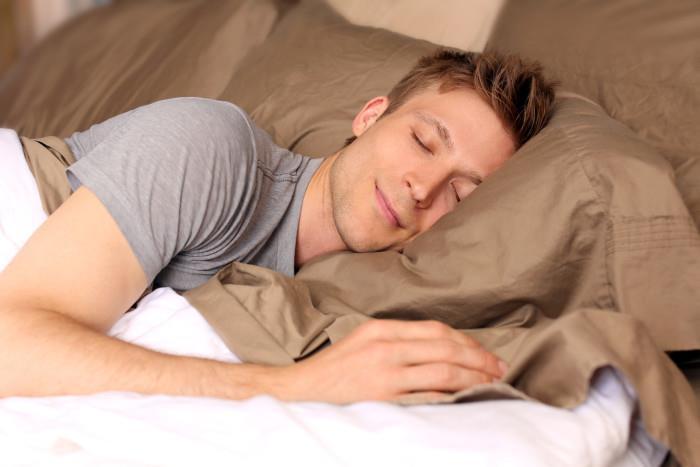 النوم الثقيل جدا