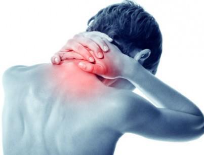 علاج شد العضل في الرقبة