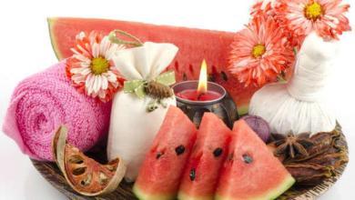 Photo of ماسك البطيخ , طريقة عمل ماسك البطيخ , فوائد قناع البطيخ