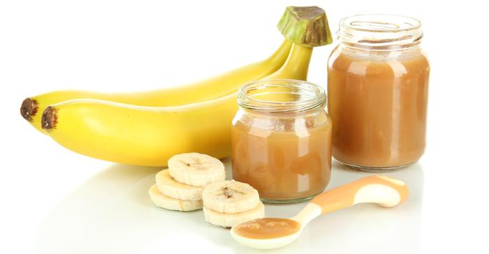 الموز والعسل للبشرة
