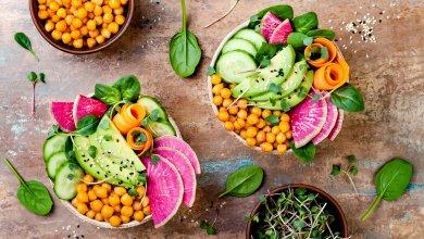 Photo of النظام الغذائي النباتي