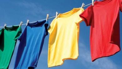Photo of طريقة غسل الملابس القطنية الملونة
