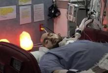 Photo of الامير النائم الوليد بن خالد بن طلال يحرك رأسه في اخر تتطور لحالته