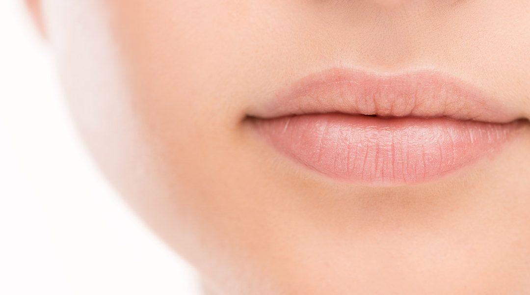 علاج إسمرار حول الفم والشفتين