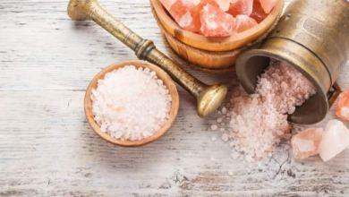 Photo of فوائد الملح للبشرة