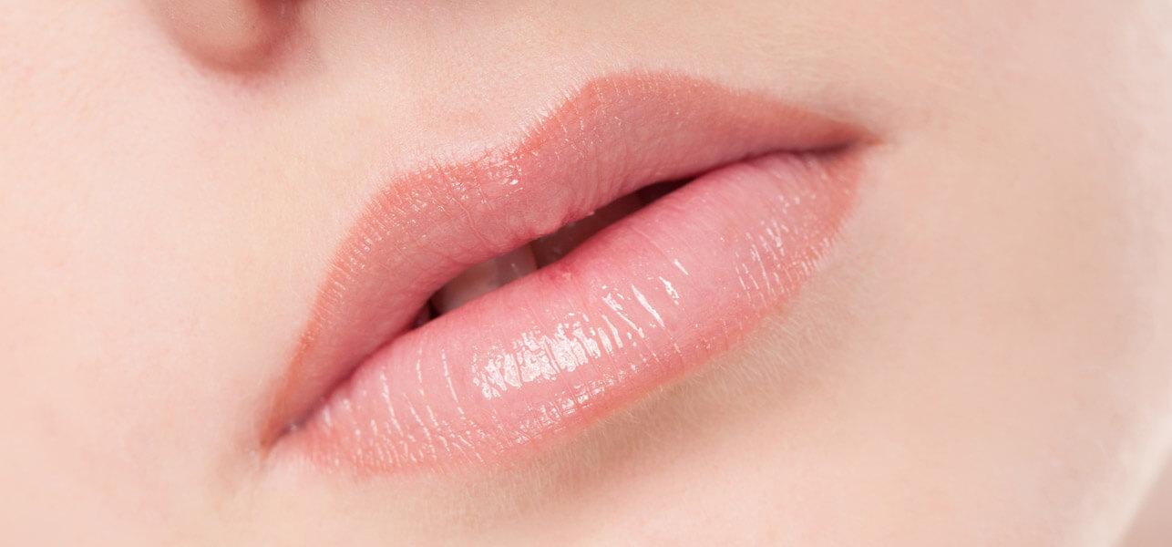 علاج السواد حول الفم طبياً